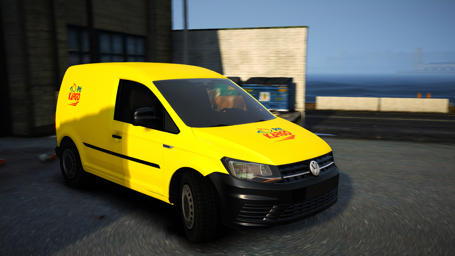 volkswagen caddy ptt kargo gta5. Black Bedroom Furniture Sets. Home Design Ideas