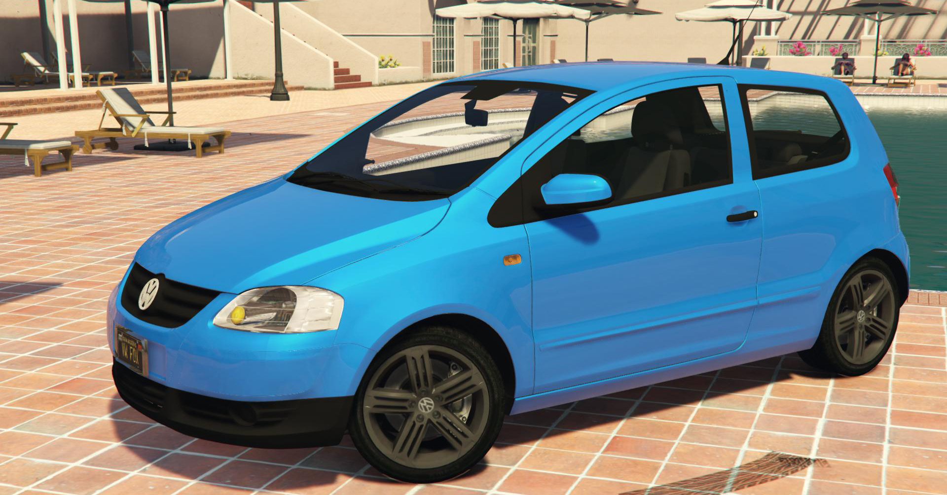 volkswagen fox gta5. Black Bedroom Furniture Sets. Home Design Ideas