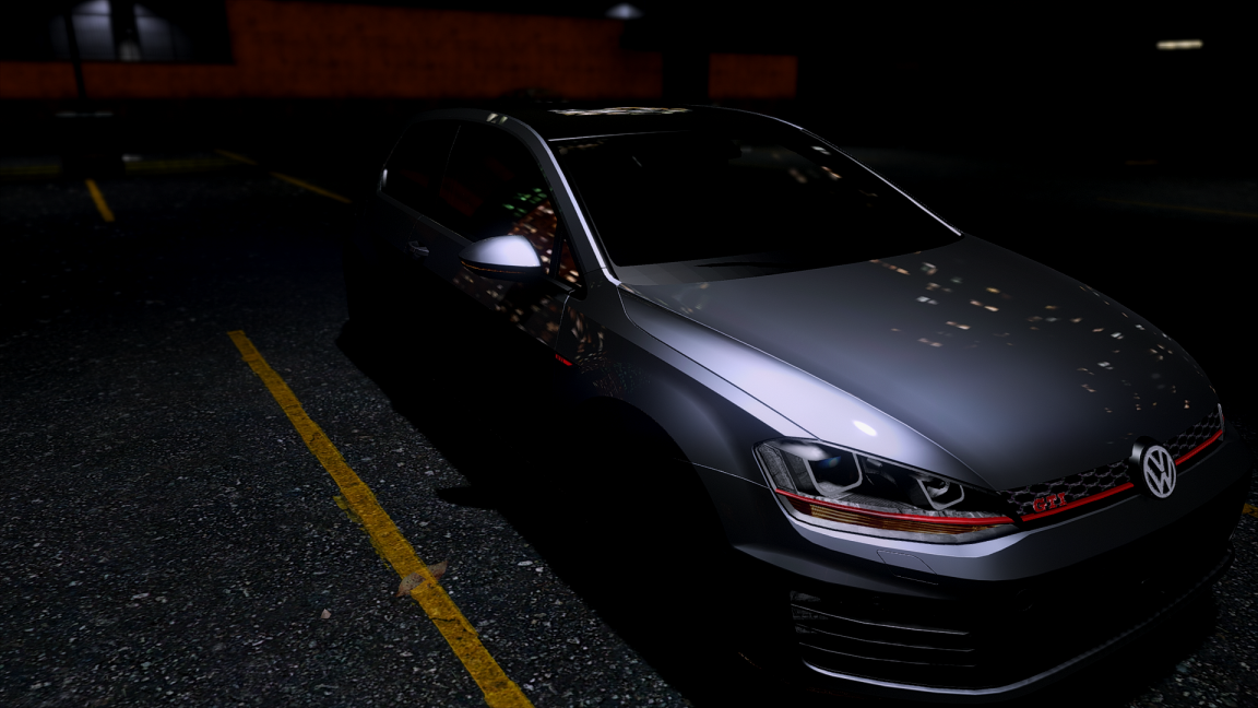Volkswagen Golf Gti Mk7 Stock Add On Replace Tuning Wipers