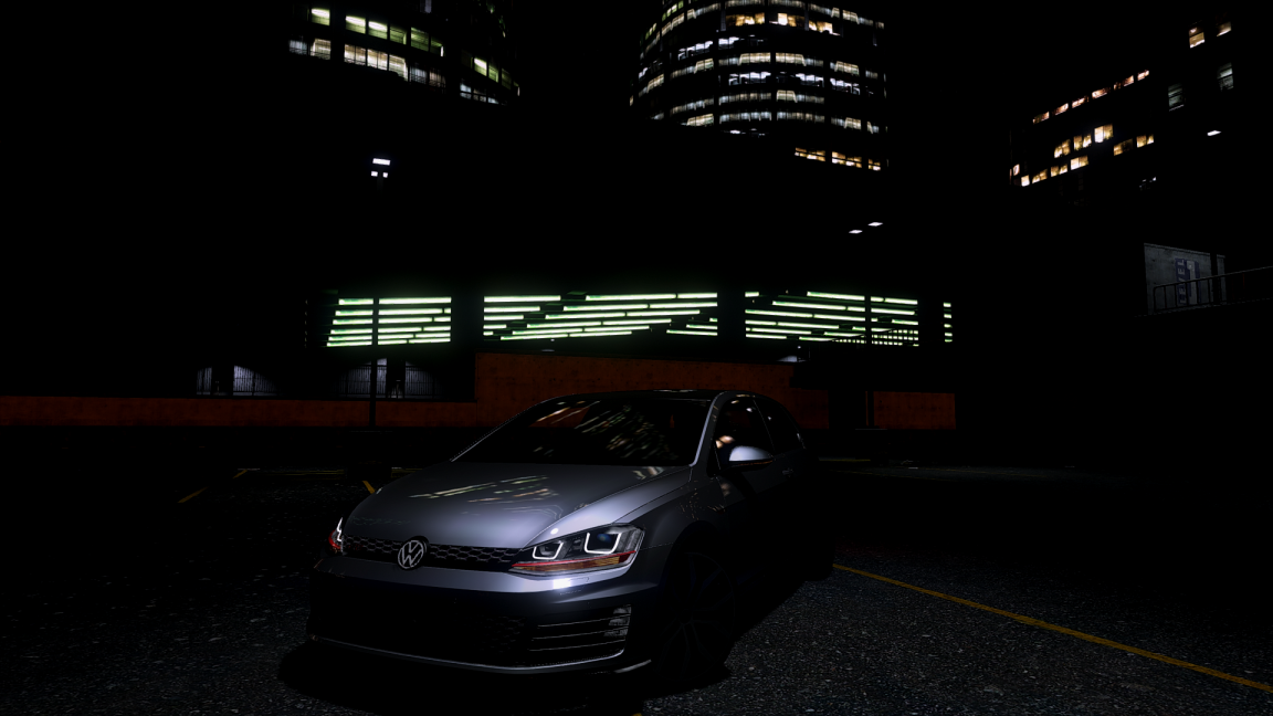 Volkswagen Golf GTI Mk7 Stock [Add-On / Replace | Tuning