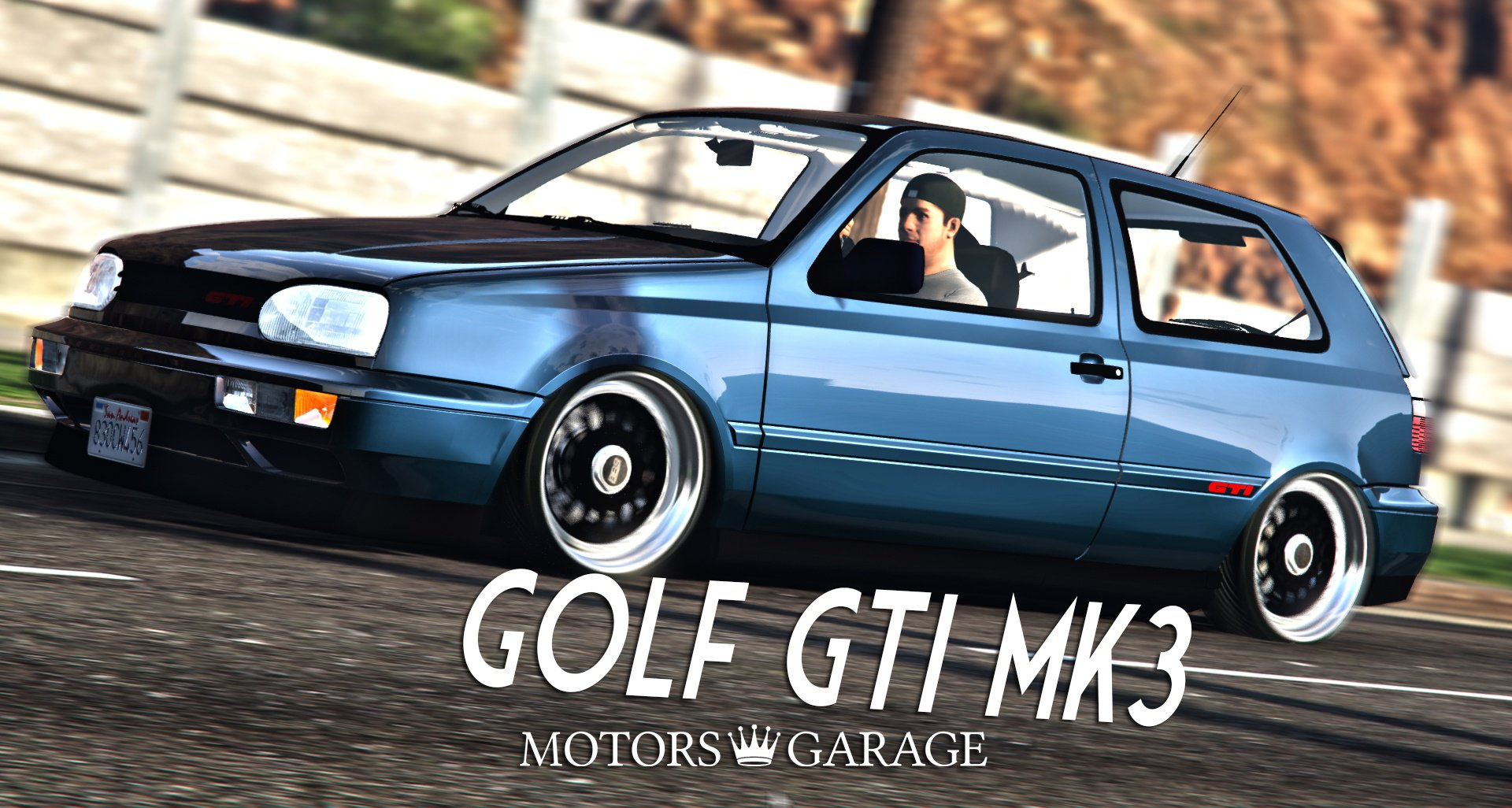 volkswagen golf mk3 gti add on gta5. Black Bedroom Furniture Sets. Home Design Ideas
