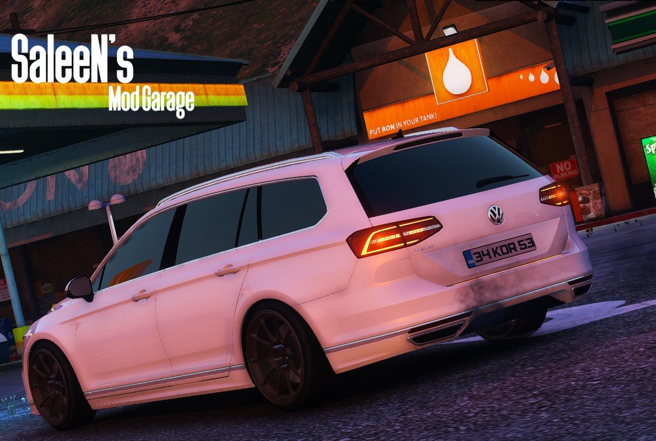 2016 volkswagen passat variant r line b8 add on replace for Garage volkswagen 95