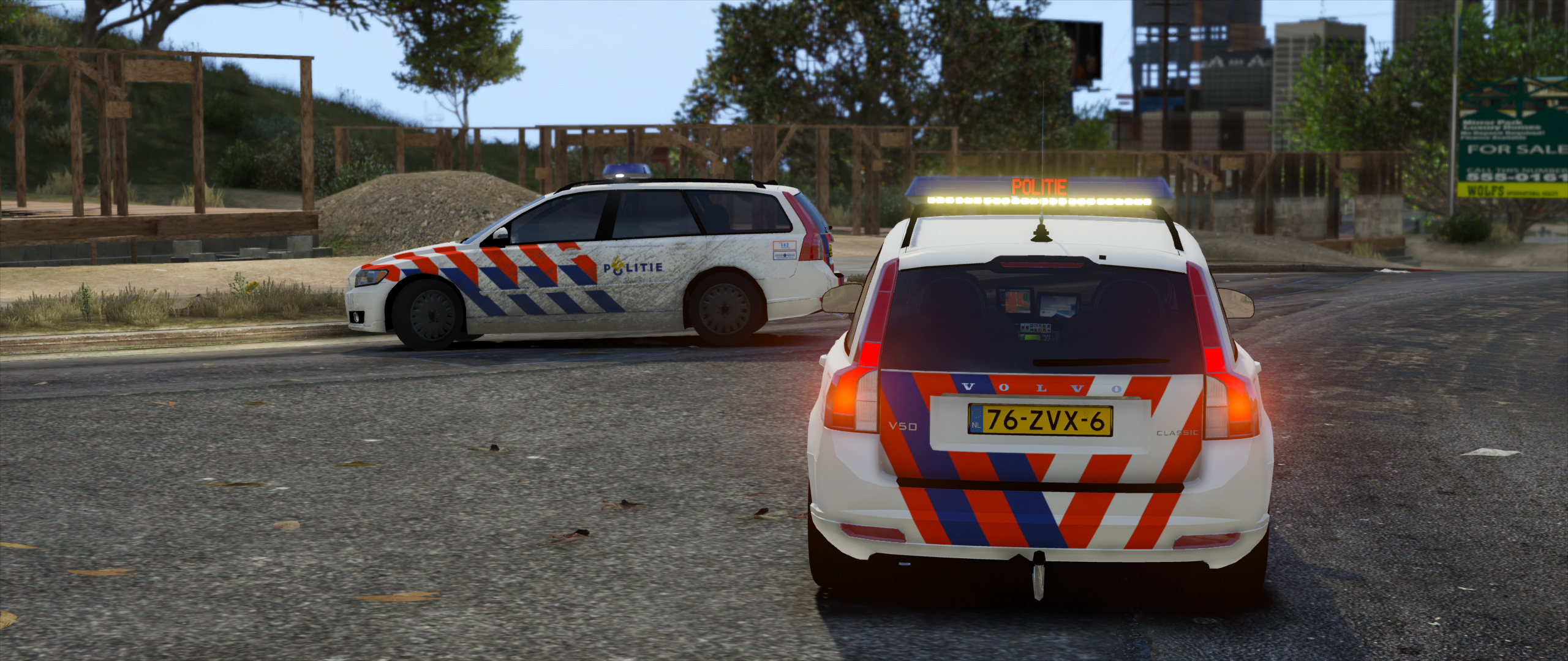 volvo v50 dutch police teammoh gta5. Black Bedroom Furniture Sets. Home Design Ideas