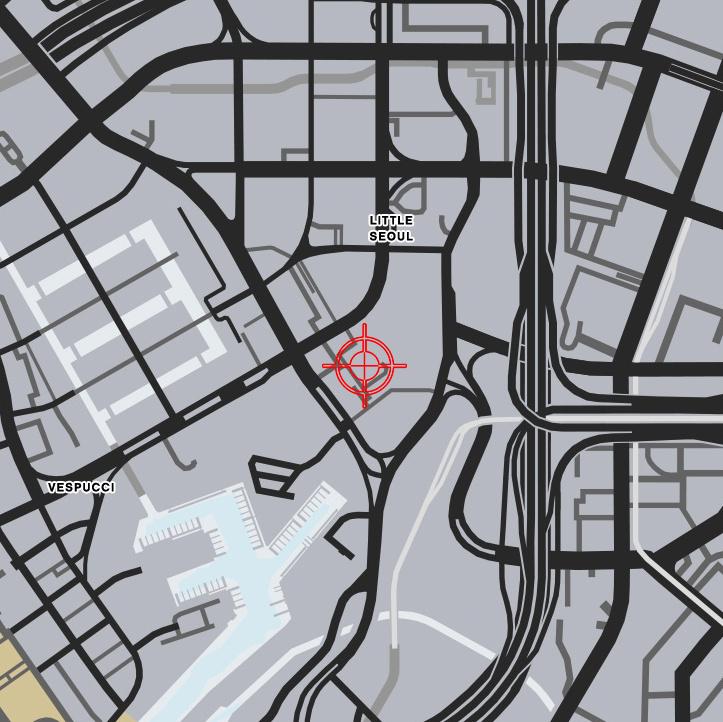 Gta 5 Garage: Von Crastenburg H&R Apartment 12B