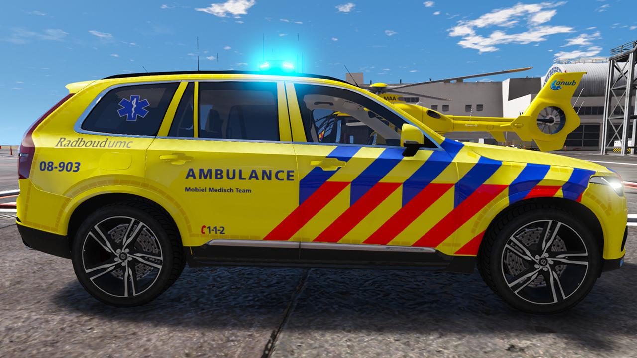 Vovlo Xc90 Dutch Mmt Nijmegen 08 903 Skin Gta5 Mods Com