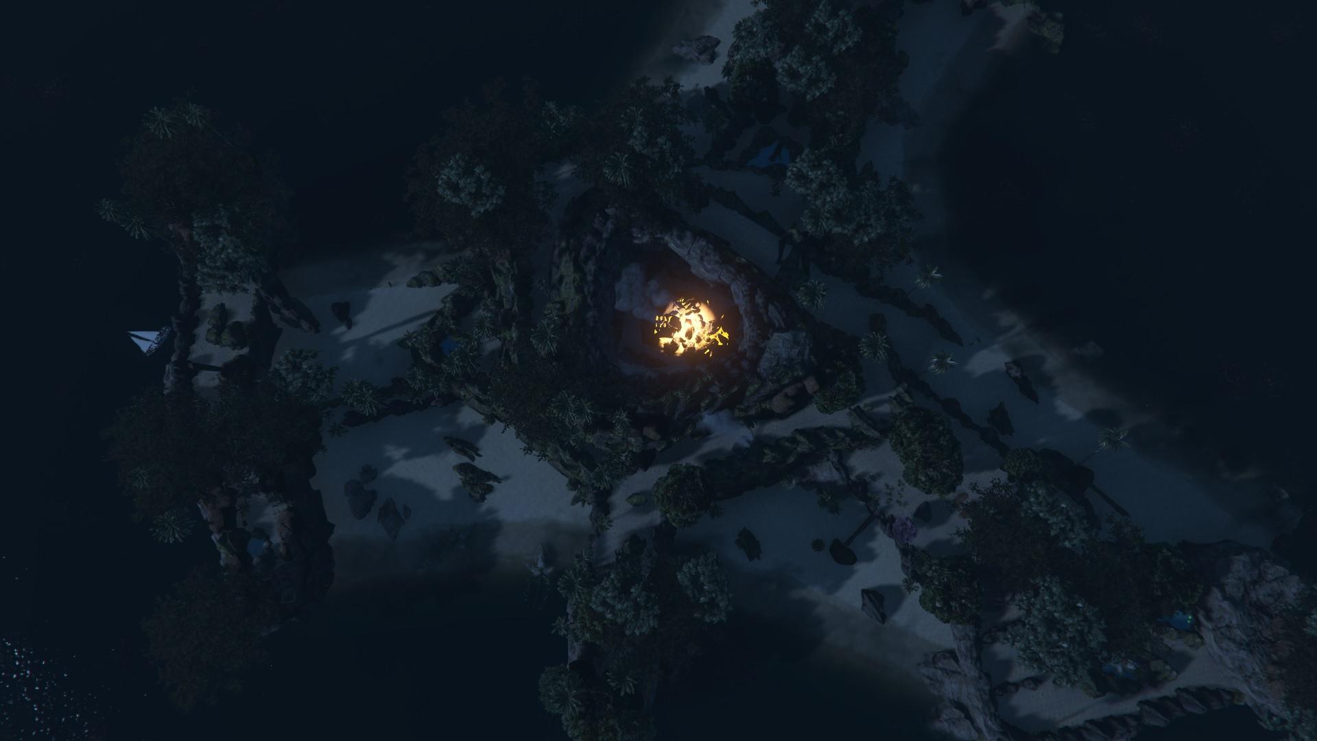 Volcano Island Treasure Quest Gta5 Mods Com