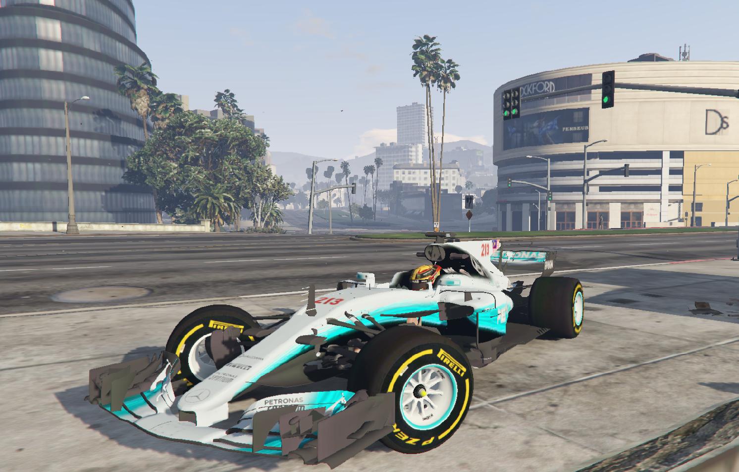 Ferrari f1 gts 11