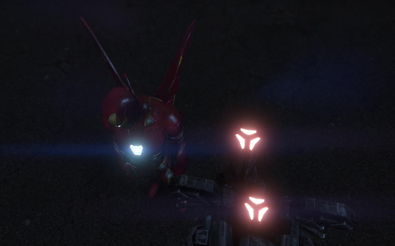 War Machine Infinity War [Add-On Ped] - GTA5-Mods.com
