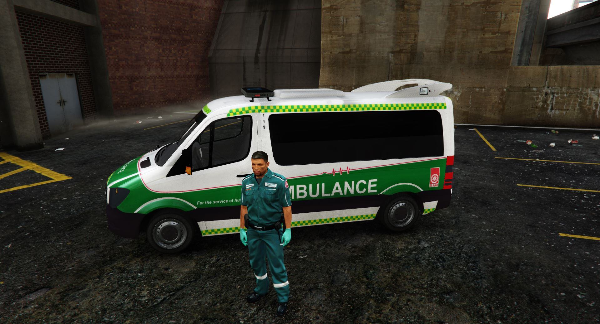 how to become a st john paramedic