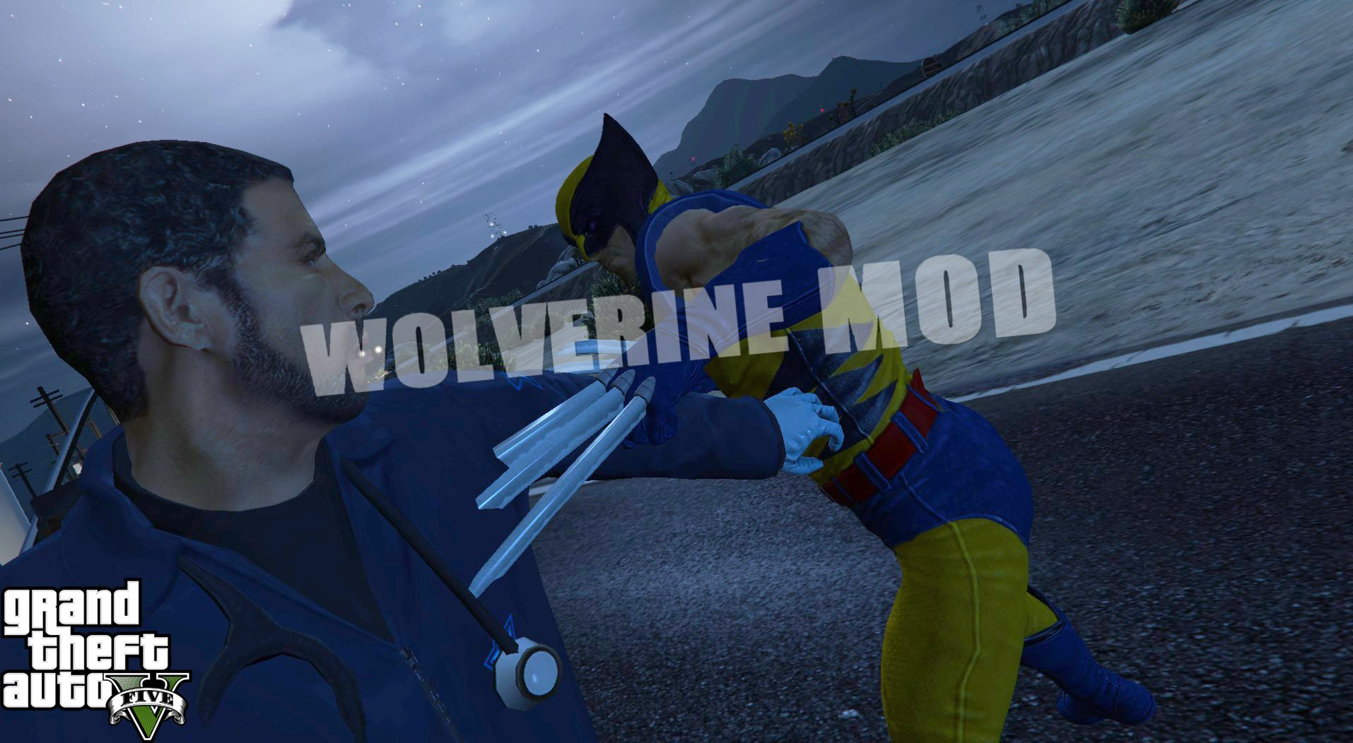 Wolverine V [ NET] - GTA5-Mods com