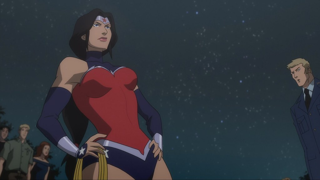 Justice League: War - Wonder Woman by HarleyQuinn645 on ... |Wonder Woman Justice League War