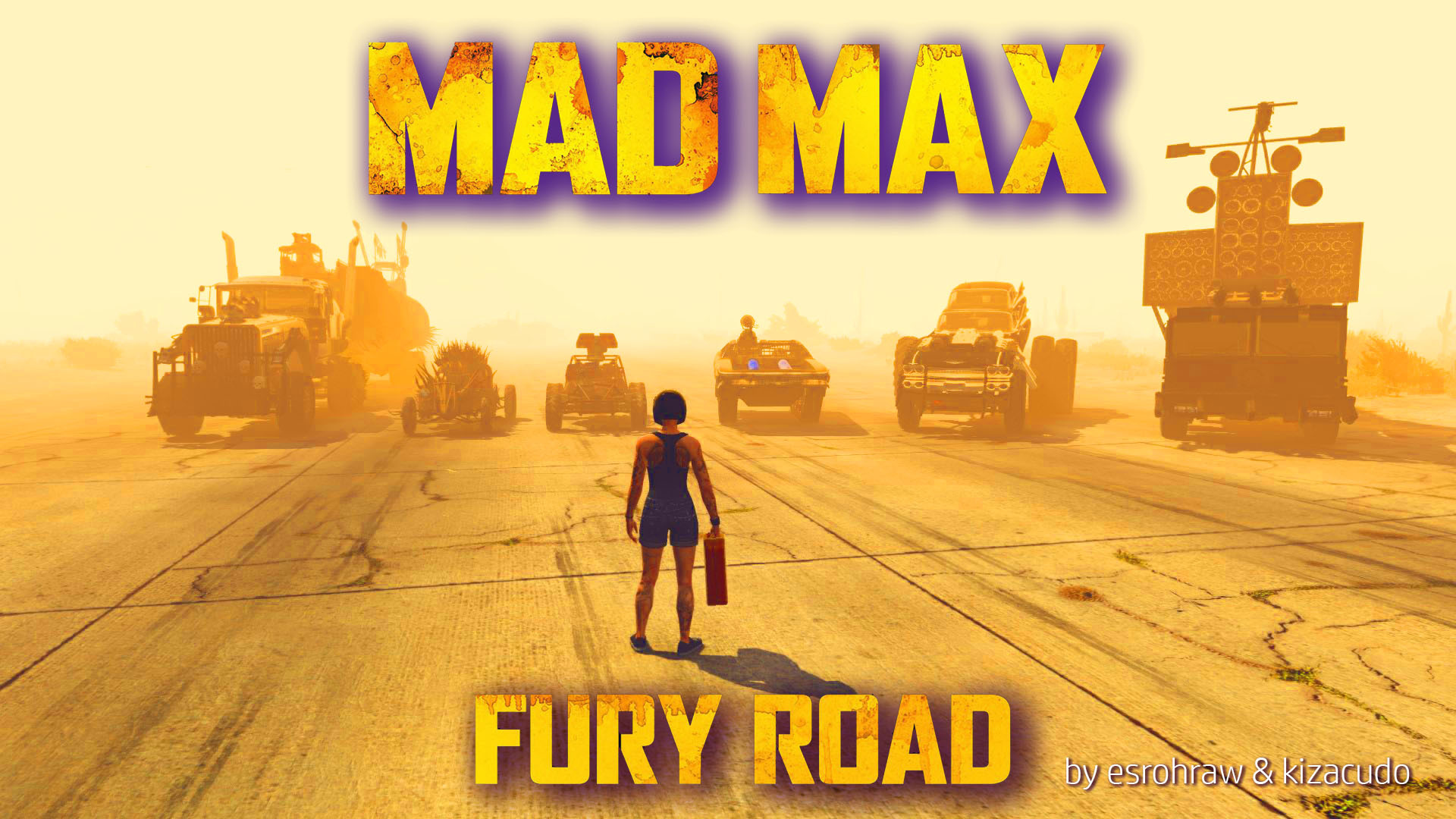 Mad Max Add On Pack Gta5 Mods Com