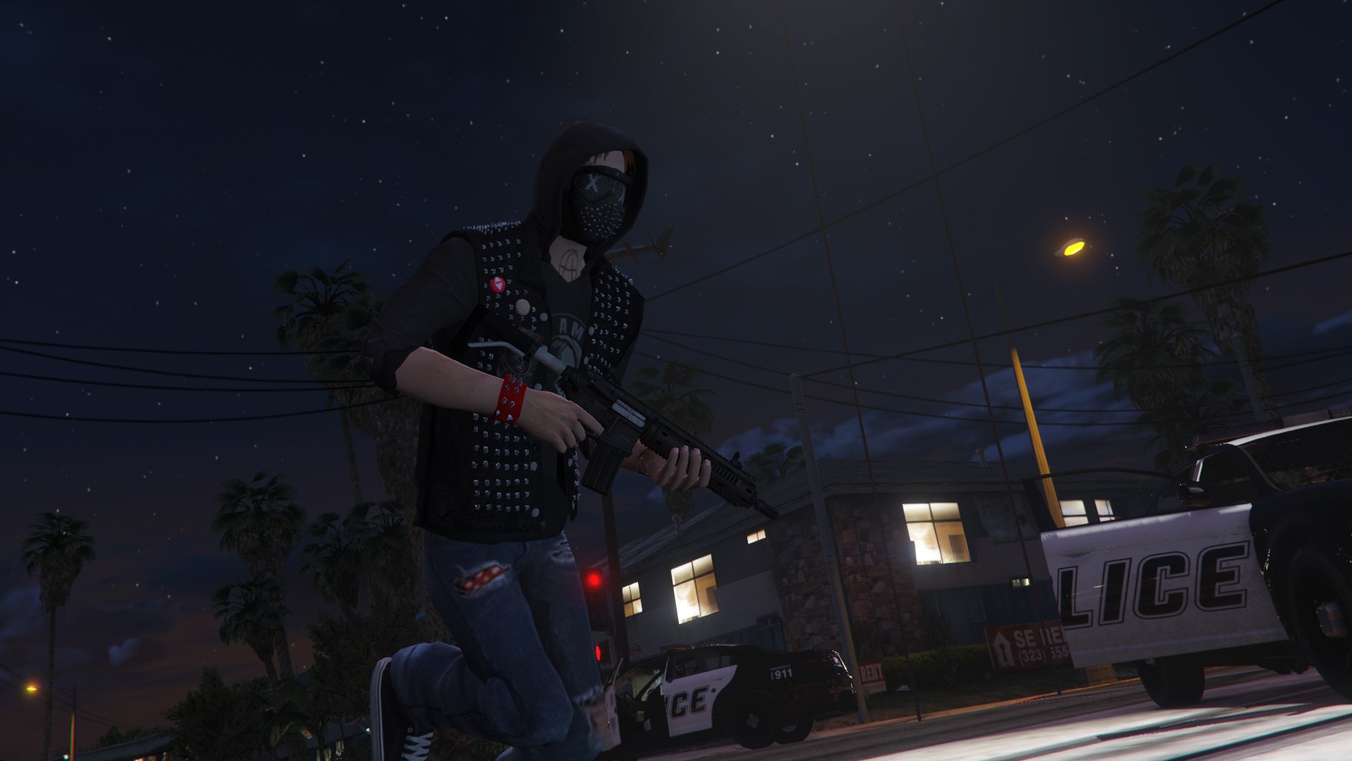 Watch Dogs  Wrench Avatar
