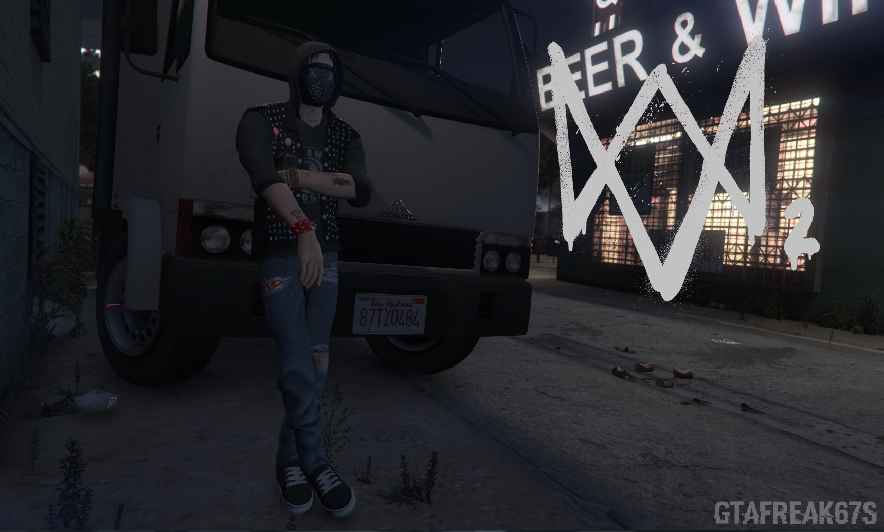how to play watch dogs 2 without anti cheat