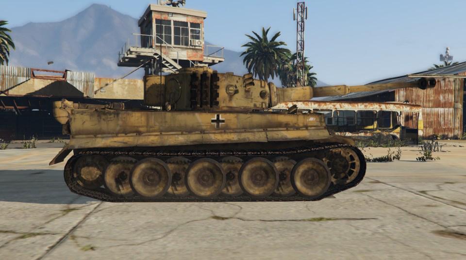 World War II Tanks Pack - GTA5-Mods com