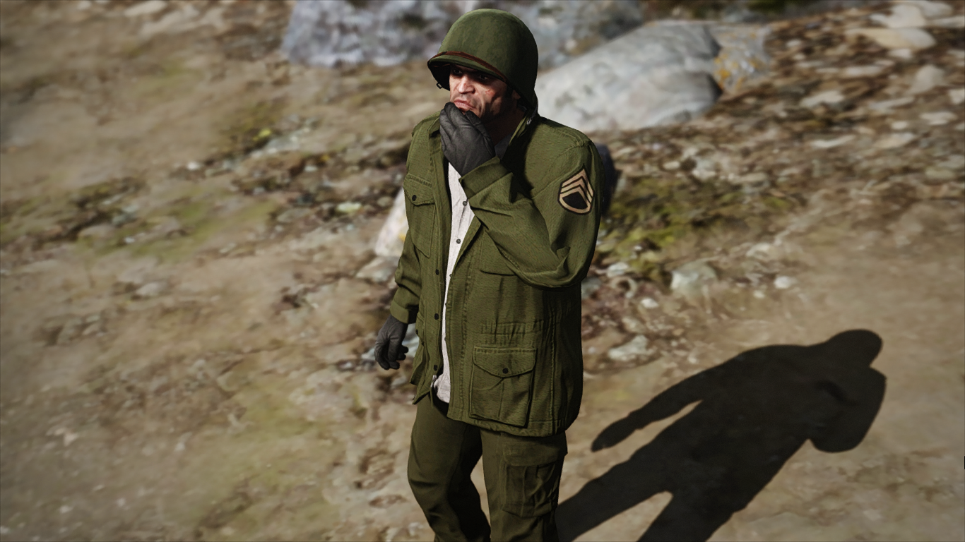 WW2 Outfit for Trevor - GTA5-Mods.com