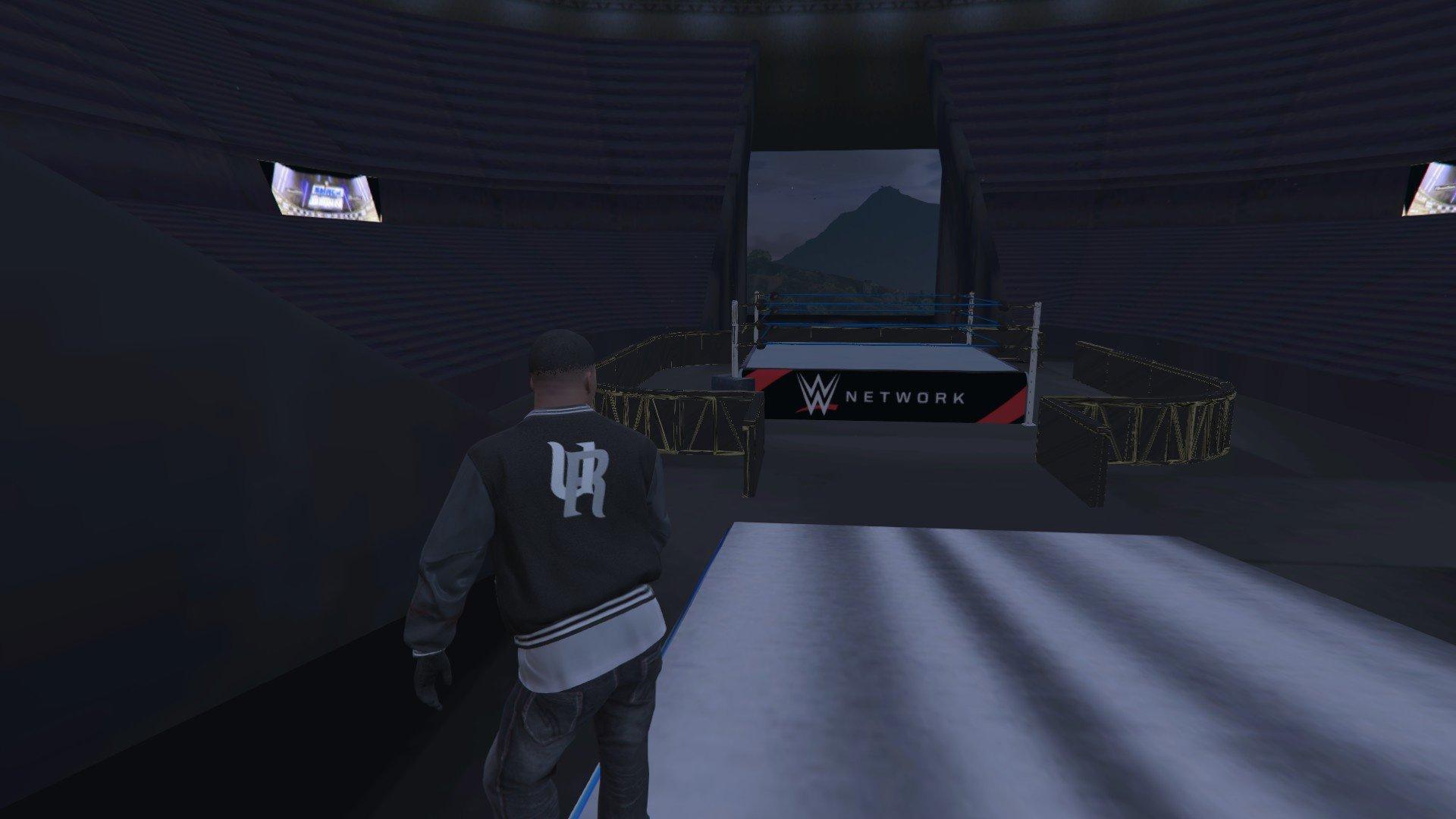 WWE SmackDown Arena - GTA5-Mods com