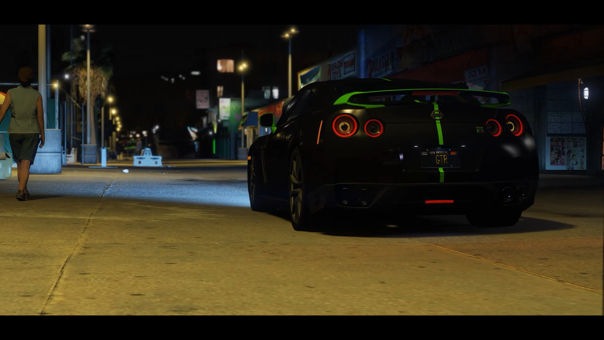 y97y s Nissan GTR Retexture [4K] GTA5 Mods