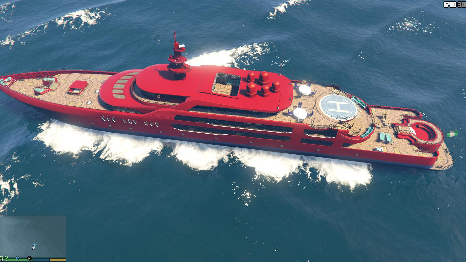 how to buy a yacht gta 5