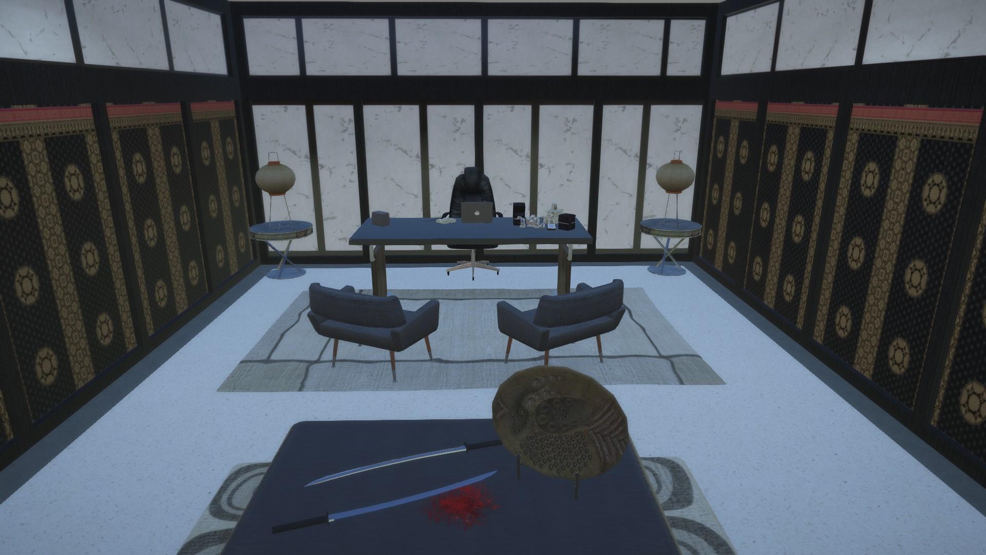 Oriental temple - House [ Addon   OIV   SP   FIVEM] - GTA5-Mods com