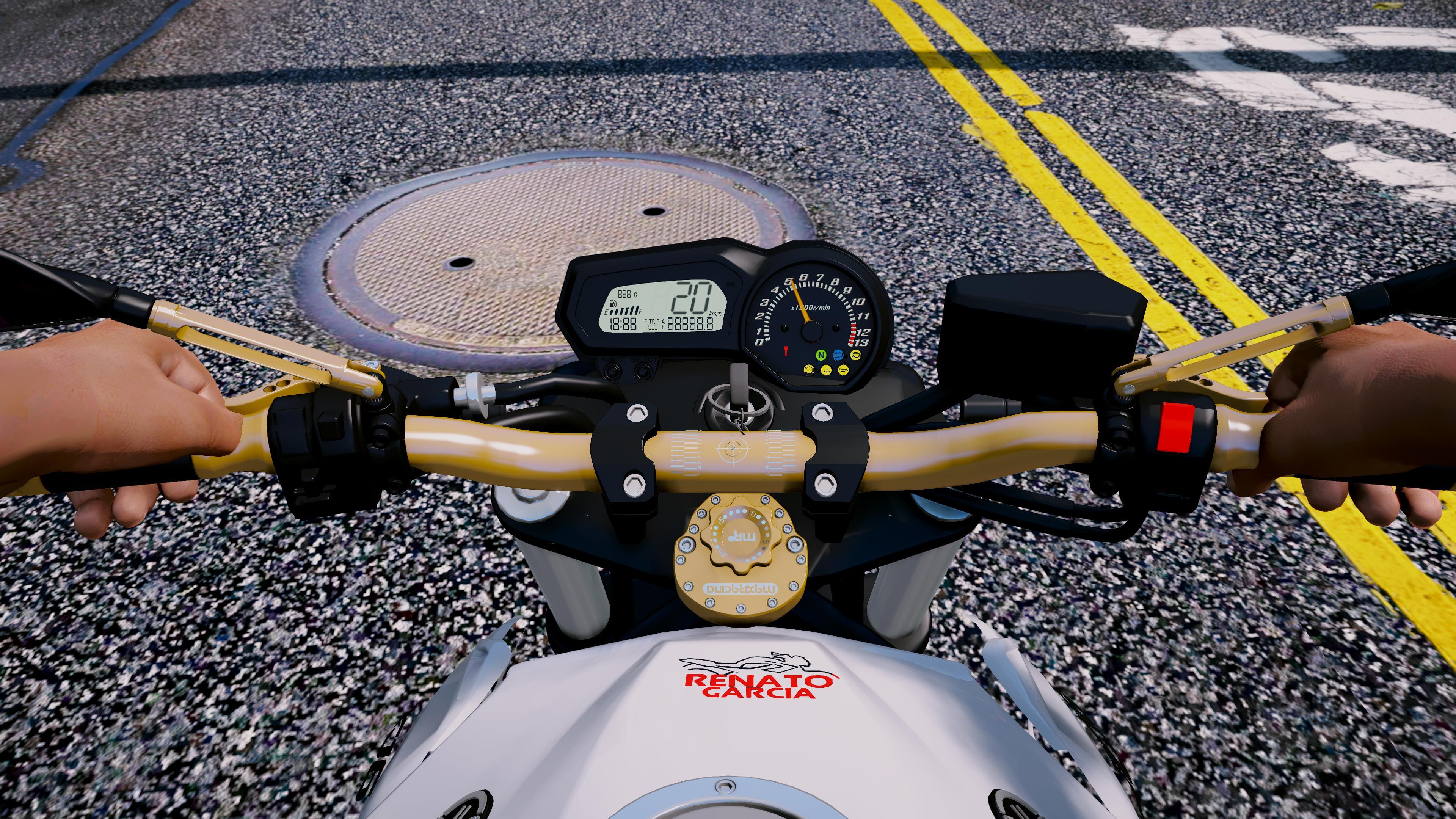 Yamaha Xj6 Renato Garcia Gta5 Mods Com