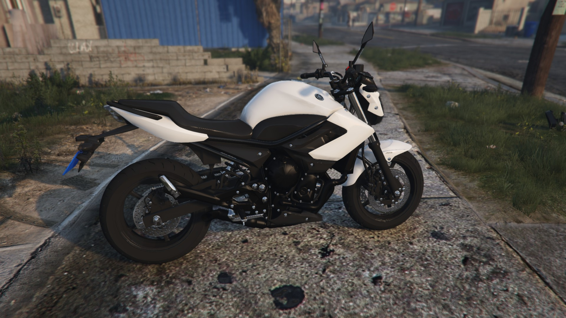 yamaha xj6 gta5. Black Bedroom Furniture Sets. Home Design Ideas