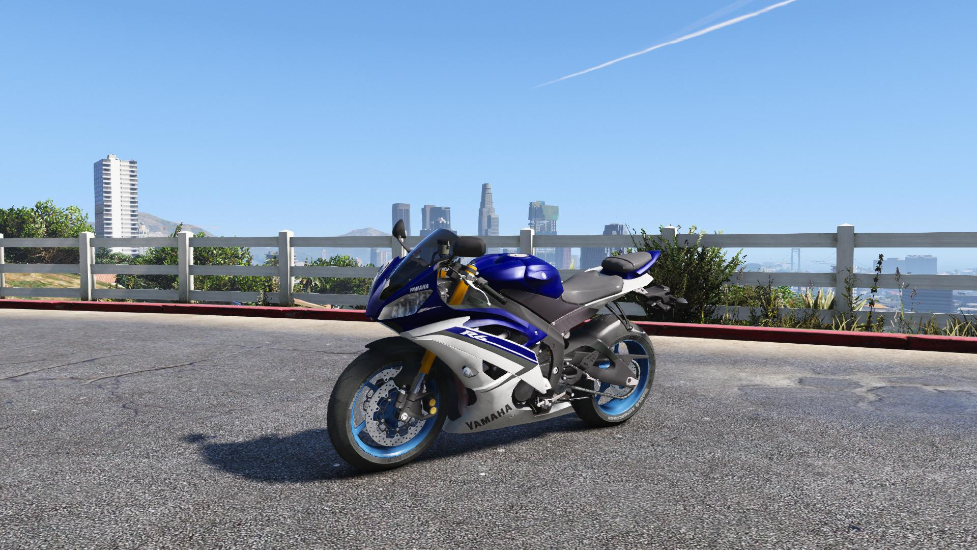yamaha yzf r6 2015 add on tuning gta5. Black Bedroom Furniture Sets. Home Design Ideas