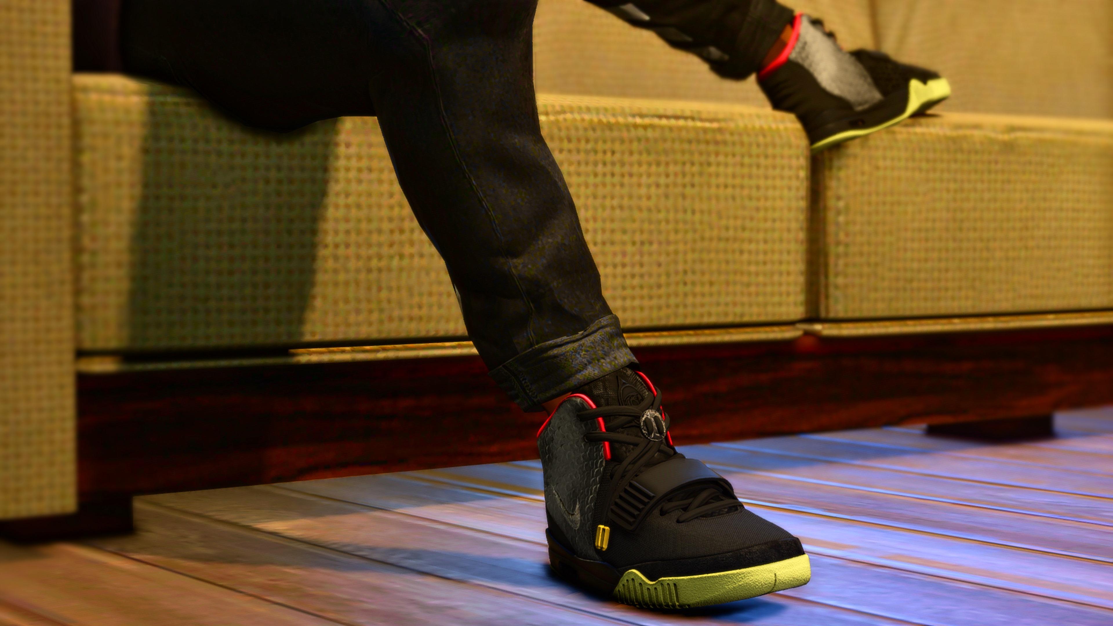 best sneakers 1ed86 fbea5 Nike Air Yeezy 2 NRGs  SP - GTA5-Mods.com
