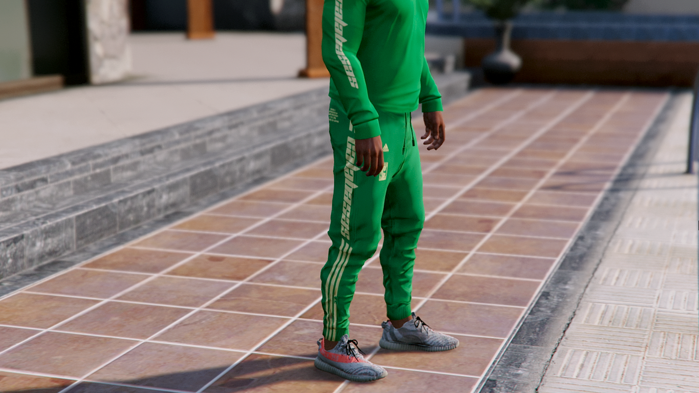 Yeezy Season 4 Adidas Calabasas SweatsSweaters GTA5