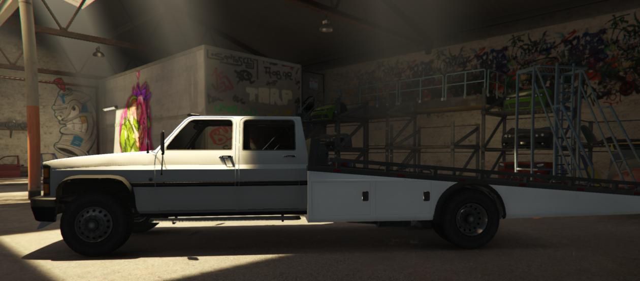 Yosemite Ramp Truck [A...