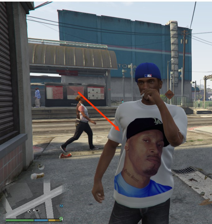 Young Maylay Clothing Pack - GTA5-Mods.com