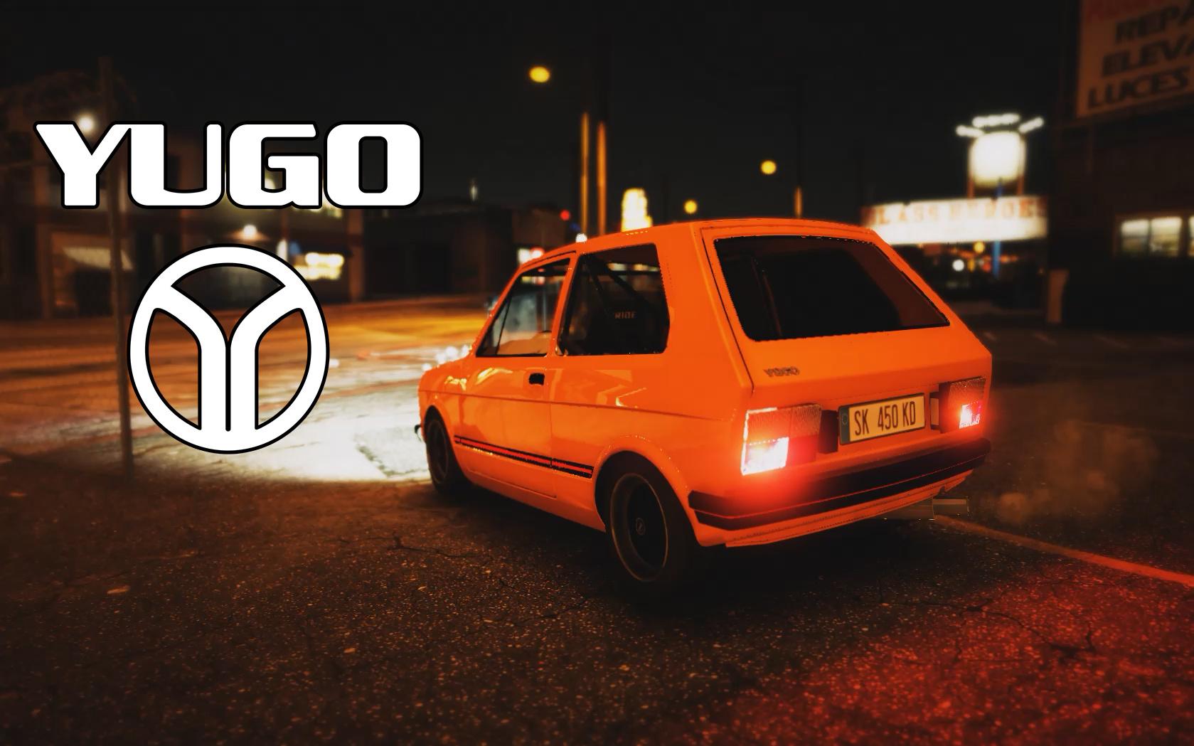 Zastava Yugo Gta5 Mods Com