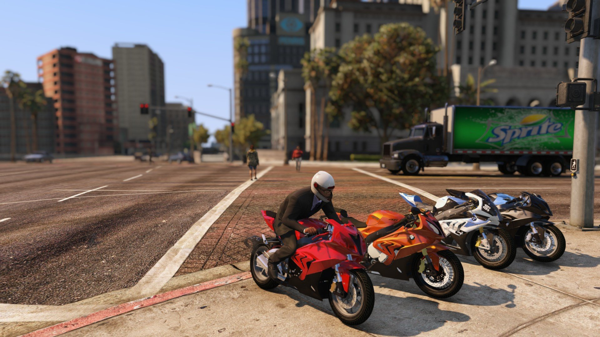 100 Bikes Add-On Compilation Pack - GTA5-Mods com