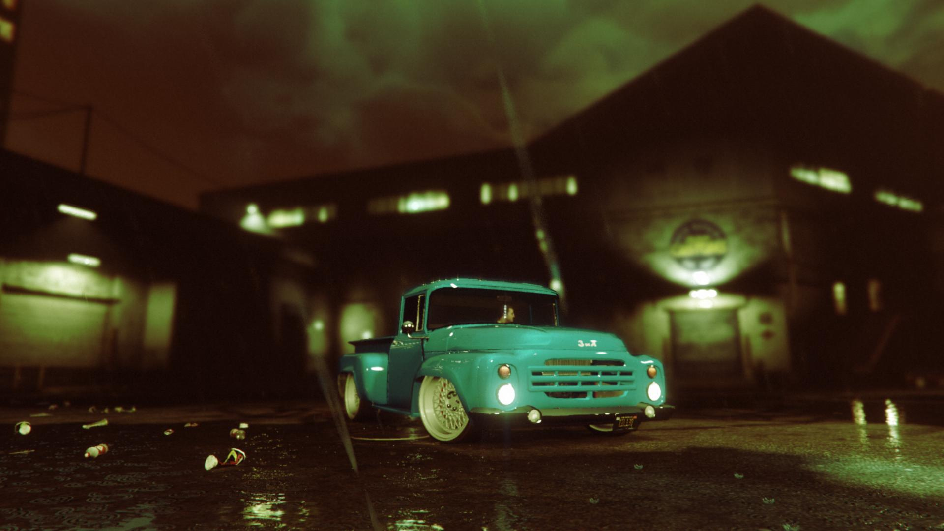 Zil 130 Hot Rod Add On 1954 Chevy Chopped And Bagged Rat 261255 Gta5 2017 07 12 21 09 31 96