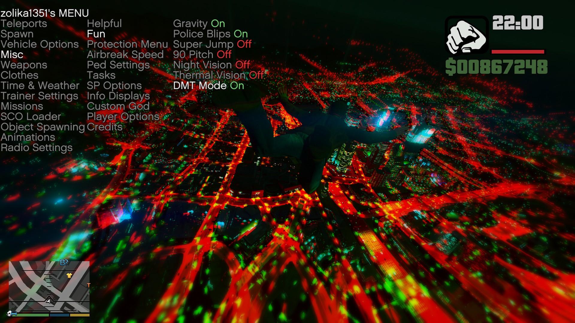 Zolika1351's V Menu - GTA5-Mods com