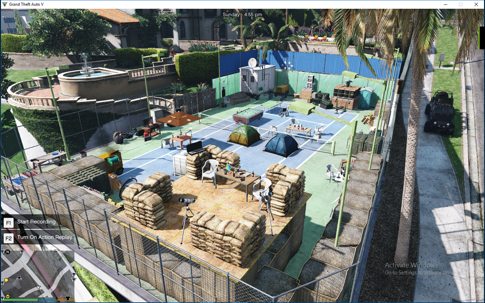 Zombie Base Tennis Court Michael House - GTA5-Mods.com on hollywood house design, troll house design, new model house design, scandinavian house design, three bedroom house design, tea house design, home house design, apocalypse house design, chief architect house design, katrina kaif house design, japanese house design, studio house design, singapore house design, halloween house design, death house design, rest house design, fortified house design, tornado-proof house design, the most beautiful house design, predator house design,