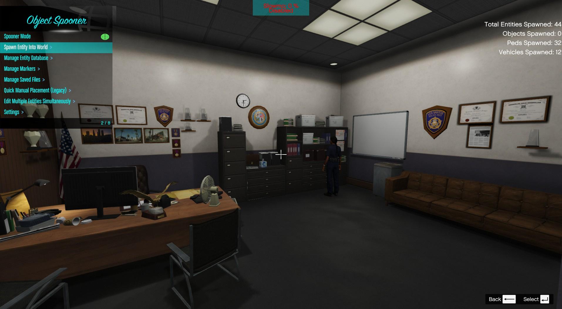 Zoom Kills the police force xml (Menyoo) - GTA5-Mods com